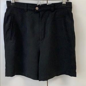 Tommy Bahamas silk shorts